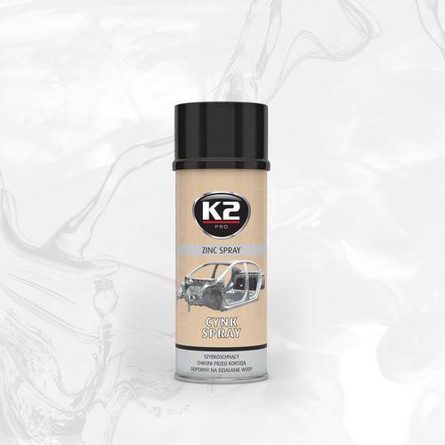 CYNK SPRAY 400ml Spray chroni przed korozją, szybkoschnący L350 (5906534007698)