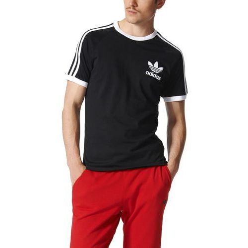 adidas Originals CALIFORNIA Tshirt z nadrukiem black