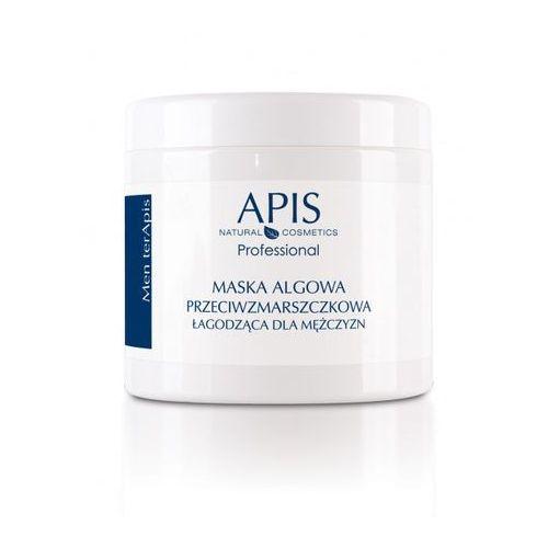 Apis natural cosmetics Przeciwzmarszczkowa łagodząca maska algowa dla mężczyzn apis men terapis 250 g