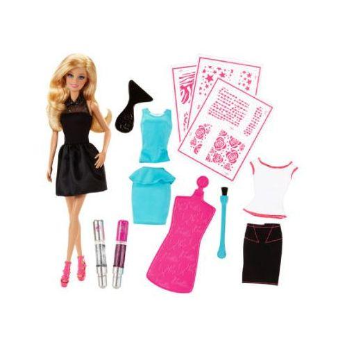 MATTEL Barbie Beauty & Hairplay - Brokatowa Moda