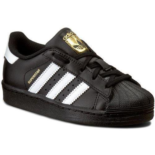 Adidas Buty - superstar foundation c ba8379 cblack/ftwwht/cblack