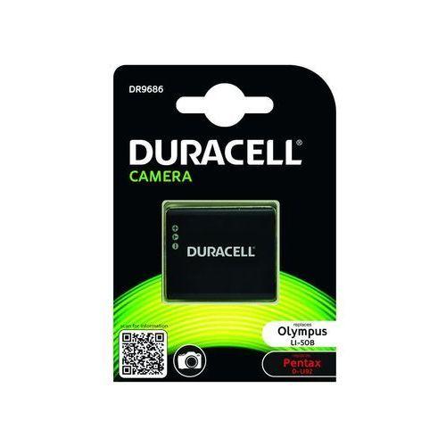 Duracell akumulator do aparatu 3.7v 770mah dr9686 (5055190114131)