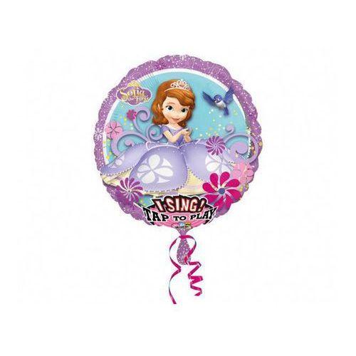 Balon foliowy grający Jej Wysokość Zosia - 71 cm - 1 szt. (0026635316576)