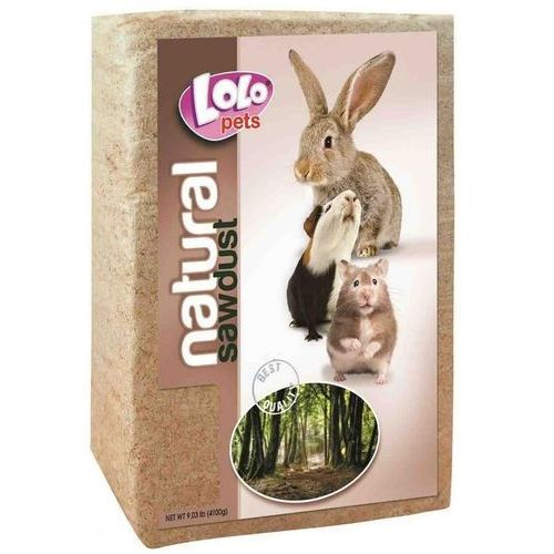 Lolo pets trociny prasowane xxl 56 l/4,1 kg (5904479710499)