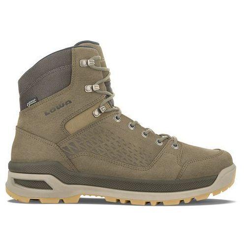 Nowe męskie buty locarno ice gtx mid olive rozmiar 42/mp 270mm marki Lowa