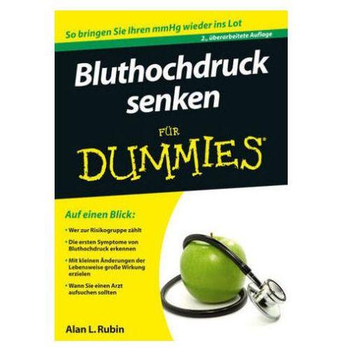Bluthochdruck senken für Dummies Rubin, Alan L. (9783527708871)