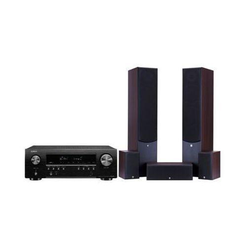 Kino domowe DENON AVR-S650H + Wilson Movix 5.0 Wenge (2000014063327)