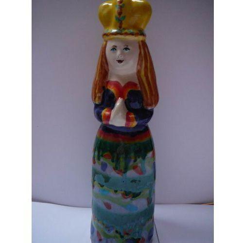 Pracownia artystyczna Madonna - ceramiczny posążek wys. 31 cm