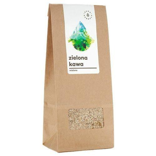 Zielona kawa - niepalone ziarna (250 g) Aura Herbals (5901549658606)