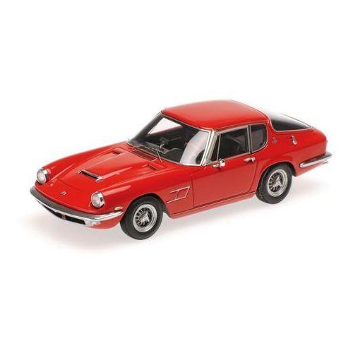Minichamps maserati mistral coupe 1963 (4012138128569)