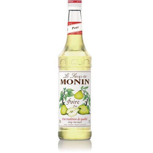 Monin Syrop gruszka pear 700ml (3052910021344)