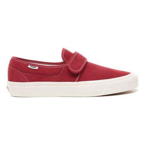 Nowe buty anaheim factory slip on 47 v dx og brick rozmiar 42/27cm, Vans