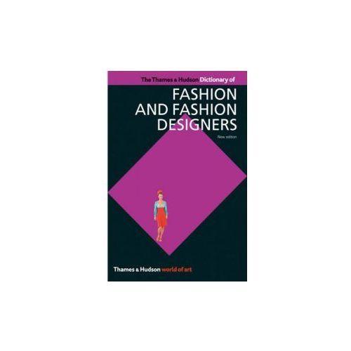 Thames & Hudson Dictionary of Fashion and Fashion Designers (9780500203996)