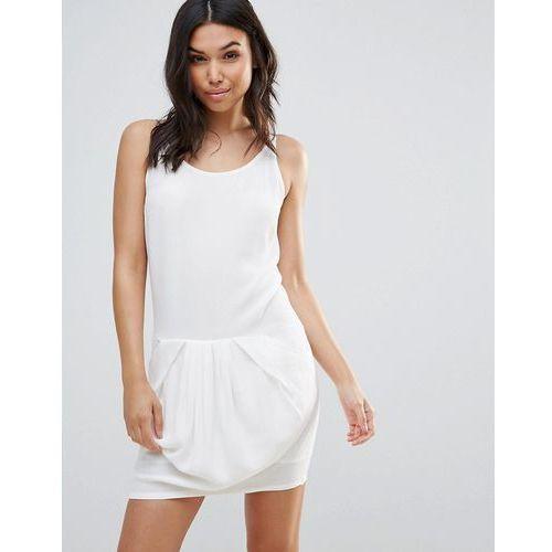 See U Soon Slip Dress - White, kolor biały