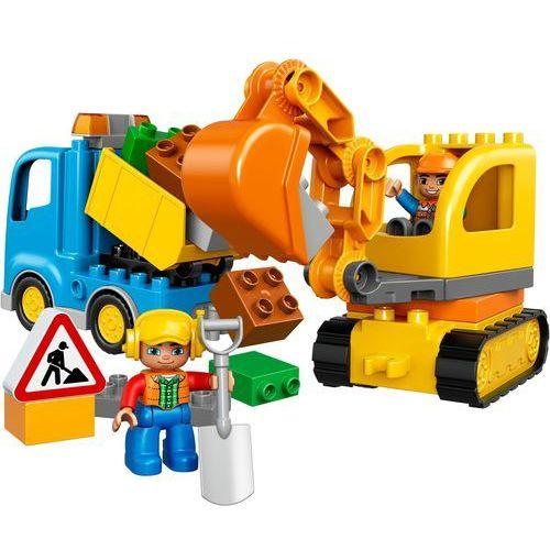 Lego DUPLO Koparka 10812. Najniższe ceny, najlepsze promocje w sklepach, opinie.