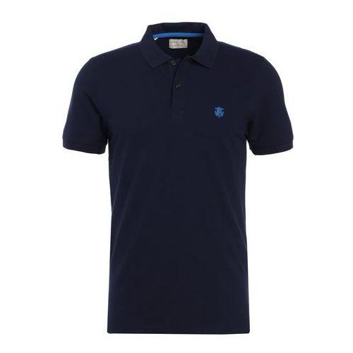 shdaro embroidery koszulka polo peacoat, Selected homme, S-XXXL