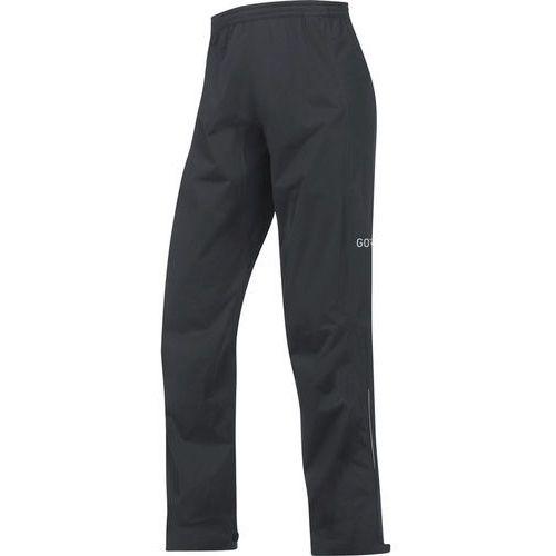 Gore wear c3 gore-tex active spodenki rowerowe mężczyźni czarny s 2018 spodnie mtb długie (4017912003827)