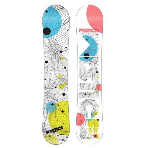 deska snowboardowa linemaze sdw rc 167w marki Westige