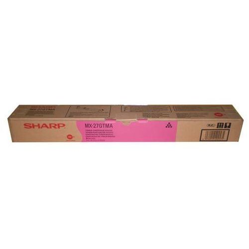 Sharp  oryginalny toner mx-23gtma, magenta, 10000s, sharp mx-2010u, mx-2310u (4974019670126)