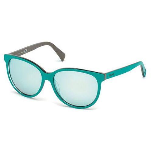 Just cavalli Okulary słoneczne jc 644s 87c