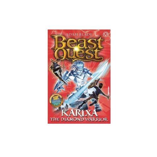 Beast Quest: Karixa the Diamond Warrior (9781408343098)