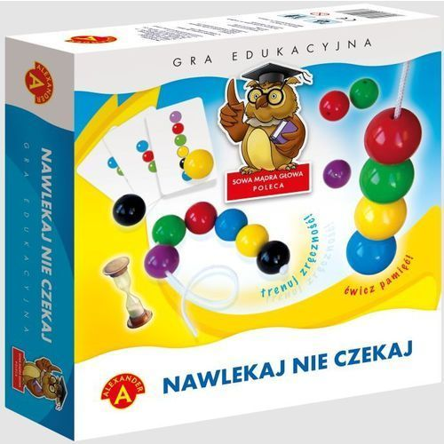 Alexander Nawlekaj nie czekaj (5906018004113)