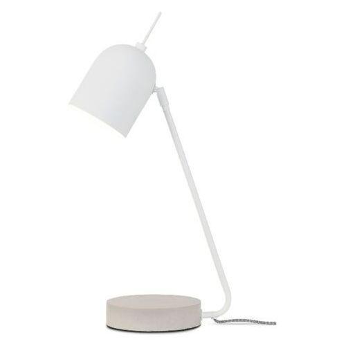 lampa stołowa madrid/t/w, biała - produkt z wadą madrid/t/w(usr00028) marki It's about romi