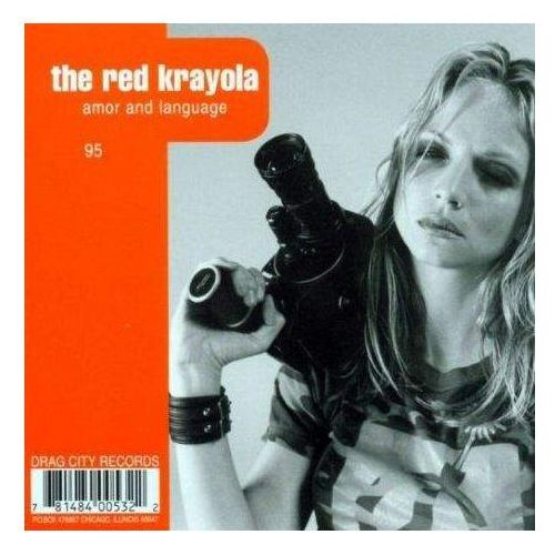 Red Krayola, The - Amor And Language