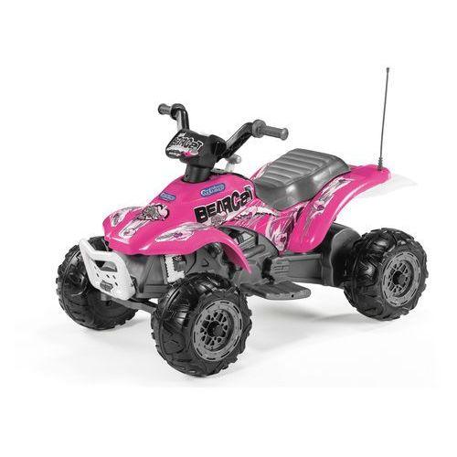 quad corral bearcat pink 6v marki Peg perego
