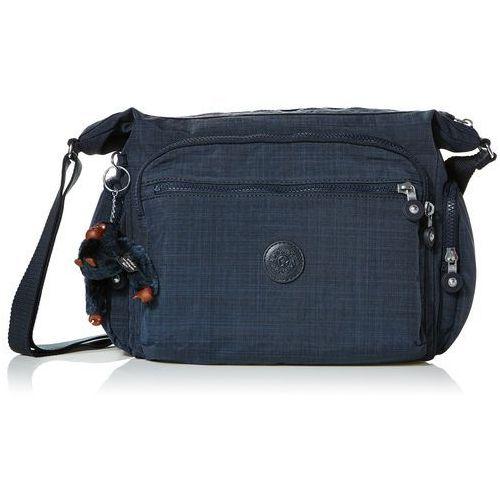 Kipling gabbie torba na ramię dazz true blue