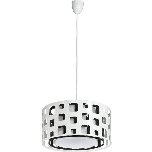 MALLOW WHITE 5224 LAMPA WISZĄCA NOWODVORSKI ** RABATY w sklepie **, kolor biały