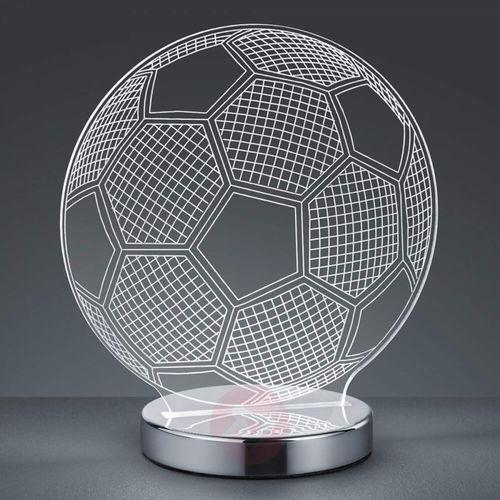 Reality Ball Lampa stołowa LED Chrom, 1-punktowy - Nowoczesny - Obszar wewnętrzny - BALL - Czas dostawy: od 2-4 dni roboczych (4017807358865)