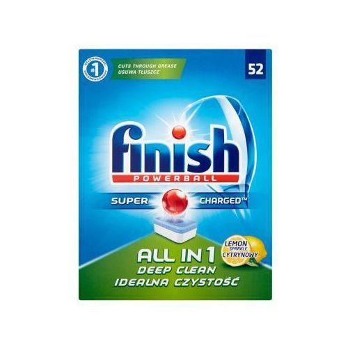 FINISH 52szt Powerball All in 1 Lemon Tabletki do zmywarki, ROL020929