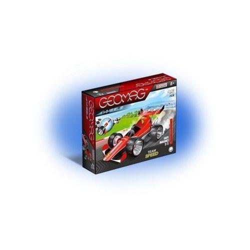 Wheels Czerwony Team Speed 710, 25 elementów