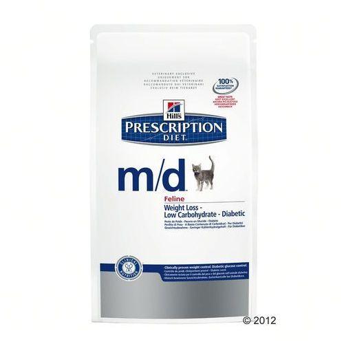 Hills prescription diet Hill's prescription diet feline weight loss - diabetic m/d - 5 kg (0052742551609)