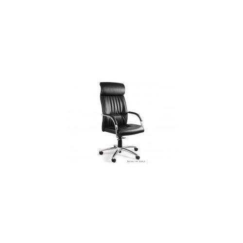 Krzesło biurowe brando hl skóra naturalna marki Unique meble