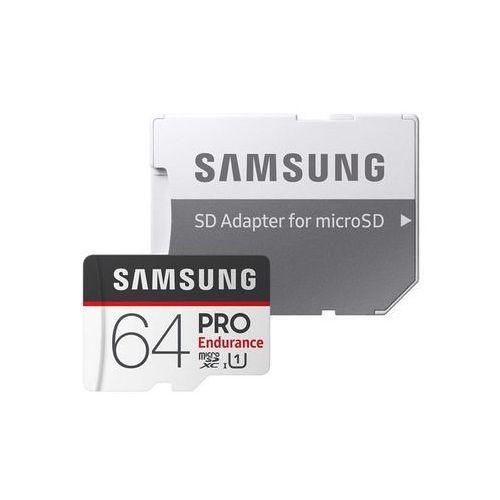 Samsung mb-mj64ga/eu pro endurance 64gb + adapter (8801643193591)