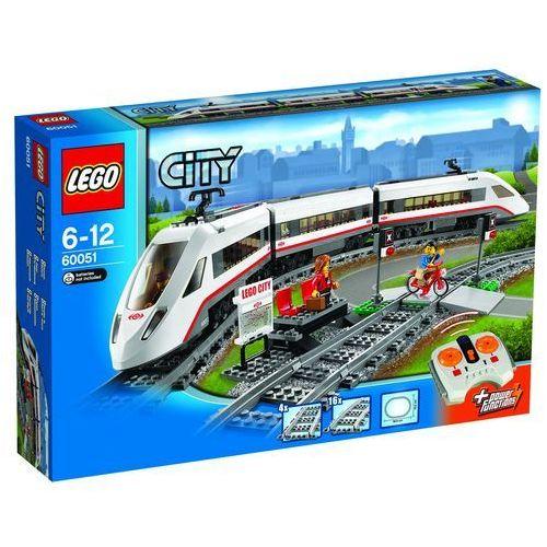 OKAZJA - LEGO City 60051 Superszybki pociąg