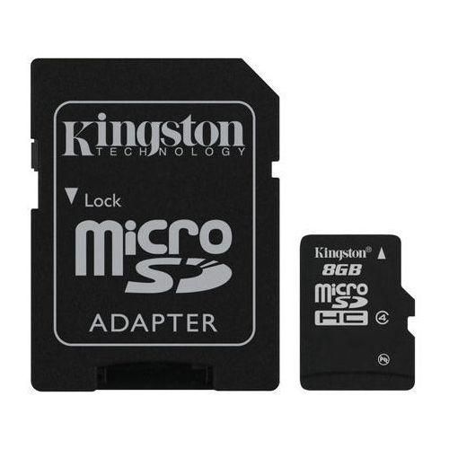 Kingston microSDHC 8GB