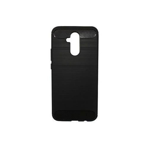Forcell carbon case Huawei mate 20 lite - etui na telefon forcell carbon - czarny