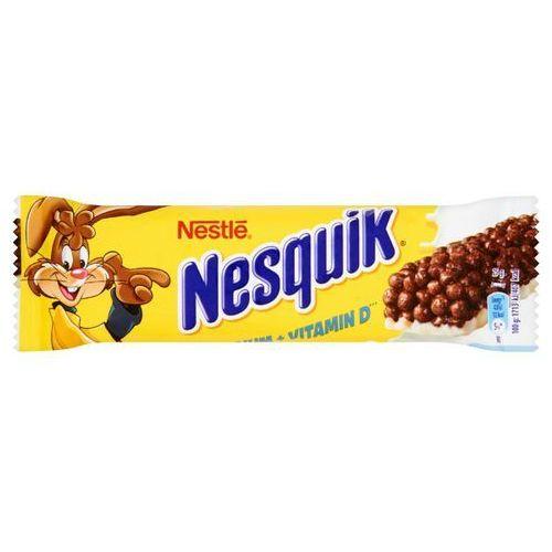25g nesquik batonik zbożowy | darmowa dostawa od 150 zł! marki Nestle