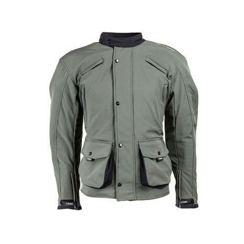 W-tec Męska kurtka motocyklowa soft-shell forresta nf-2709, khaki, l