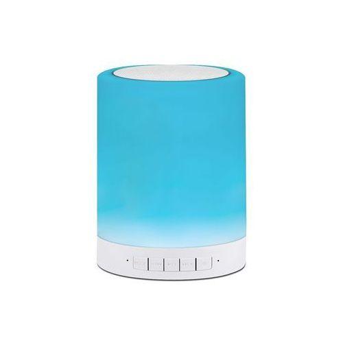 Polux Lampka dekoracyjna funny biała rgb na bluetooth led (5901508306128)