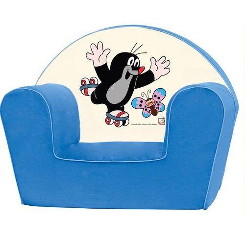 Bino fotelik krecik – niebieski