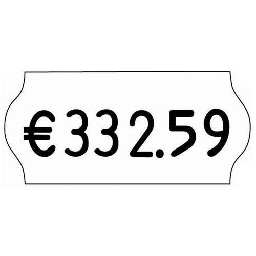 Drukarka cen, format etykiety: szer. x wys. 26x12 mm, do wydruku jednowierszoweg marki Unbekannt