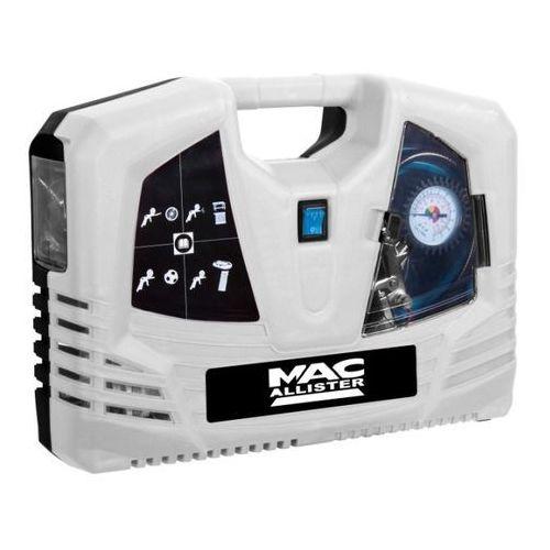 Kompresor bezolejowy mini MacAllister 1,5 HP/1100 W (5052931739165)