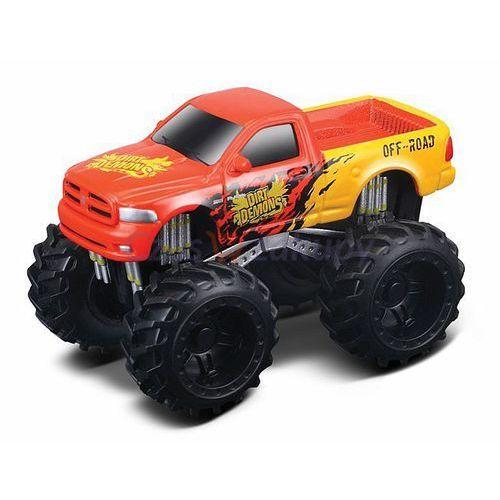 Maisto  dirt demons monster trucks 2010 ram 1500, kategoria: betoniarki zabawki