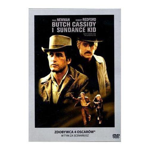 Imperial cinepix Butch cassidy i sundance kid (dvd) - george roy hill darmowa dostawa kiosk ruchu (5903570103988)