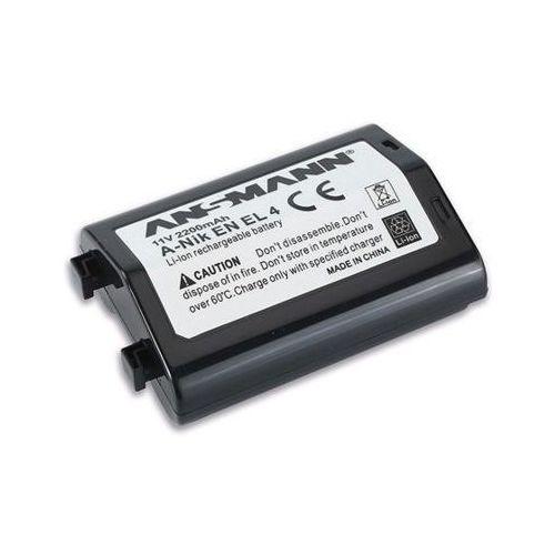 Akumulator ANSMANN do Nikon A-Nik EN EL 4 (2200 mAh)
