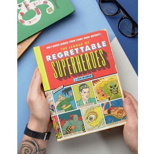 The League Of Regrettable Superheros Book - Multi
